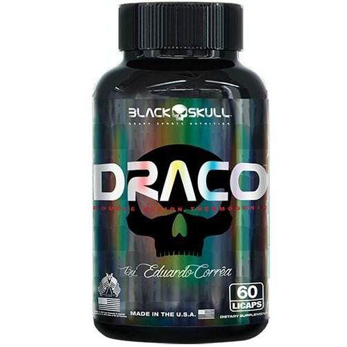 Draco 60caps - Black Skull  - Personall Suplementos