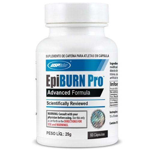 EPIBURN PRO 60caps - USPLabs  - Natulha