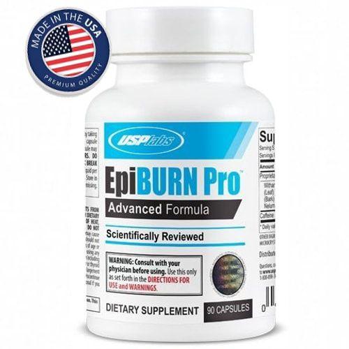 EPIBURN PRO 90caps - USPLabs  - Personall Suplementos
