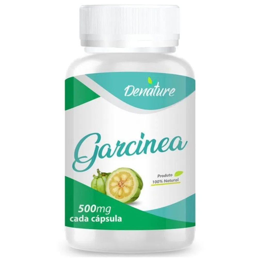 Garcinia 500mg 100 cápsulas - Denature