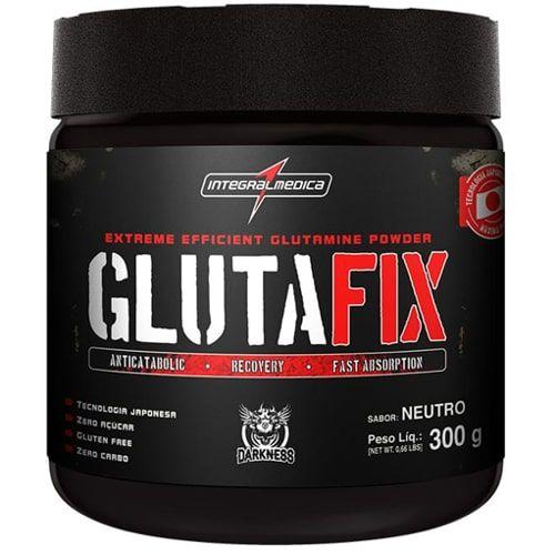 GlutaFix 300g - Darkness  - Personall Suplementos