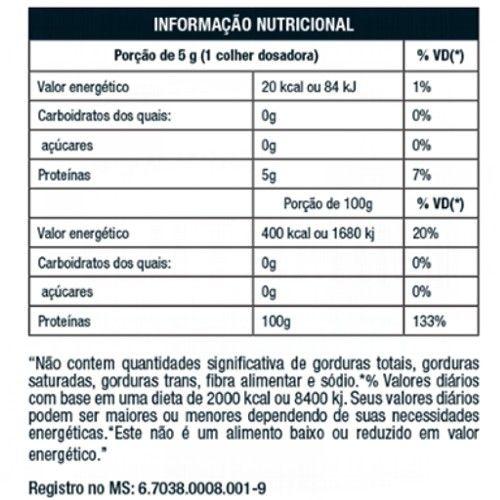 Glutamin UP 500g - Nutrata  - Personall Suplementos