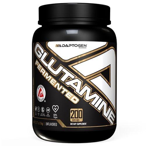 Glutamine Fermented 1kg - Adaptogen Science  - Personall Suplementos