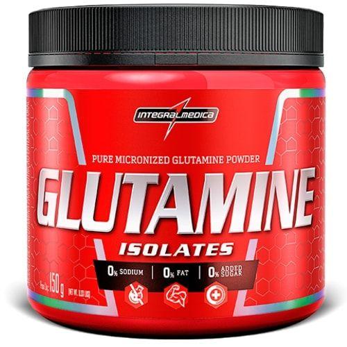 Glutamine Powder 150g - Integralmedica  - Personall Suplementos