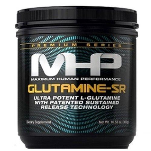 Glutamine-SR 300g - MHP  - Personall Suplementos