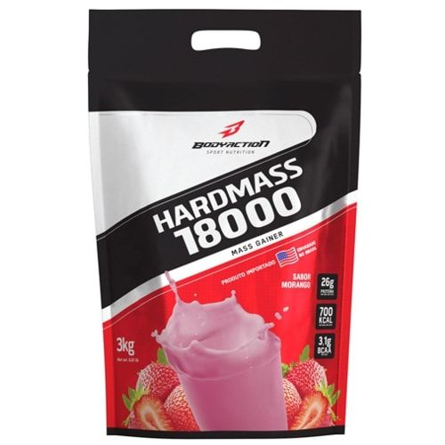 Hard Mass 3kg - Body Action  - Personall Suplementos