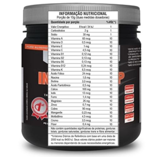 Hi-Intense Pump 225g - Leader Nutrition  - Personall Suplementos