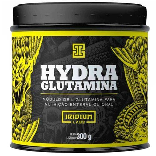 Hydra Glutamina 300g - Iridium Labs  - Personall Suplementos
