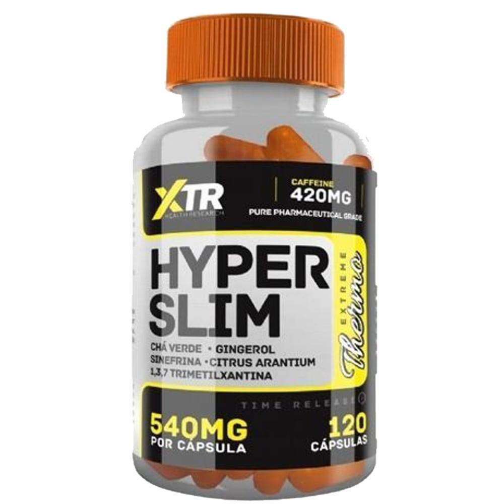 Hyper Slim 60 caps - XTR  - Personall Suplementos