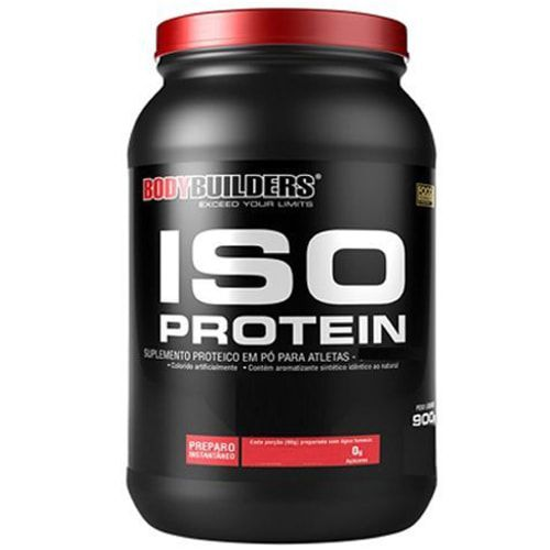 Iso Protein 900g - Bodybuilders  - Personall Suplementos