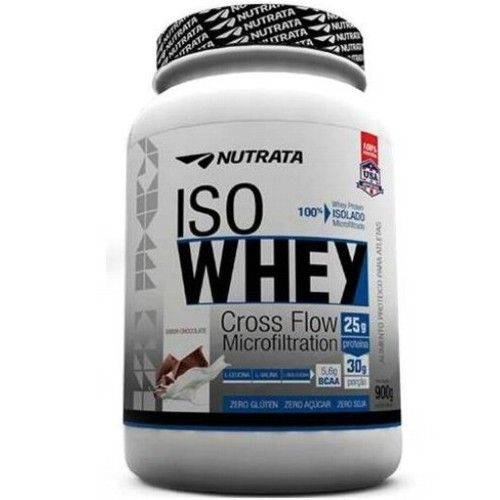 Iso Whey 900g - Nutrata  - Personall Suplementos
