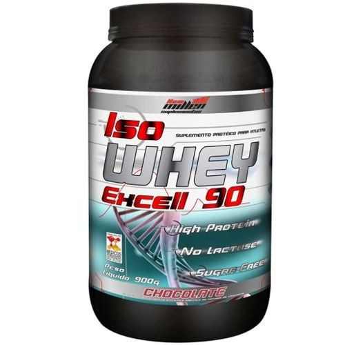 Iso Whey Excell 90 900g - New Millen  - Personall Suplementos