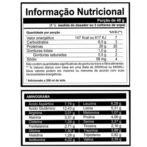Isolate Protein Mix 900g - Profit  - Personall Suplementos