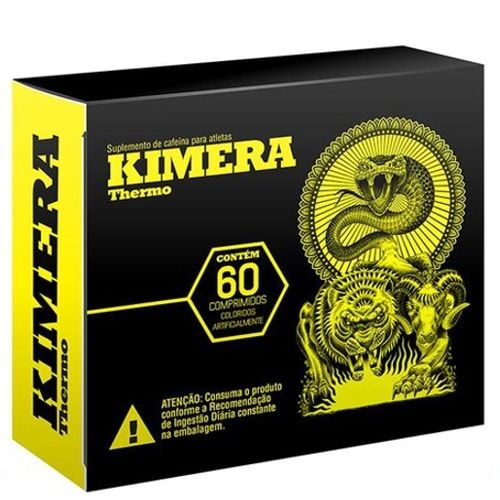 Kimera Thermo 60tabs - Iridium Labs