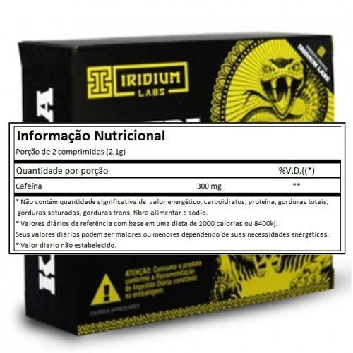 Kimera Thermo 60tabs - Iridium Labs  - Personall Suplementos