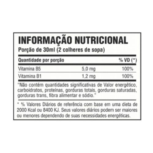 L-Carnitine 2000 400ml - Probiótica  - Personall Suplementos