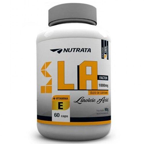 LA Factor 120caps - Nutrata  - Personall Suplementos