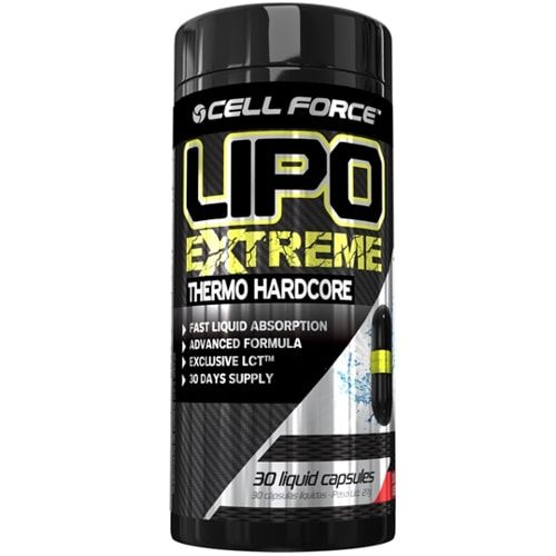 Lipo Extreme 30caps - Cell Force  - Personall Suplementos