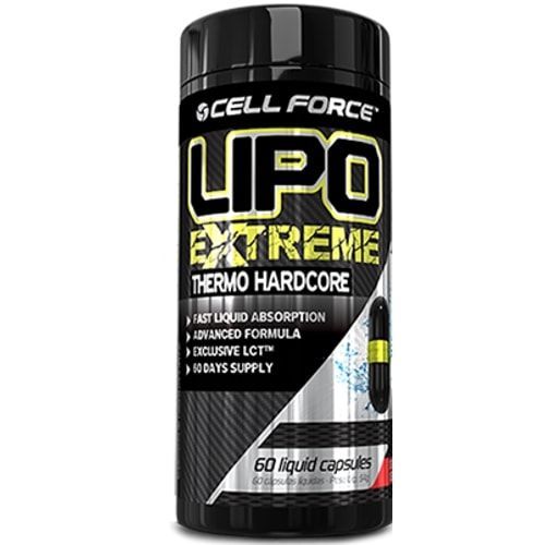 Lipo Extreme 60caps - Cell Force