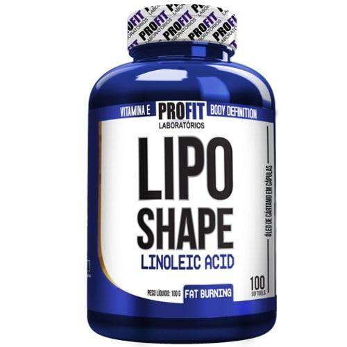Lipo Shape 100caps - Profit  - Personall Suplementos