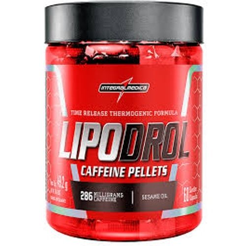 LipoDrol 60caps- Integralmedica  - Personall Suplementos