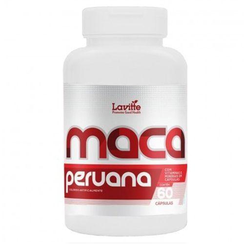 Maca Peruana 60caps - Lavitte  - Personall Suplementos