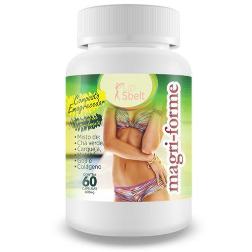 Magri-Forme Emagrecedor 120 cápsulas - Nutrivale  - Natulha