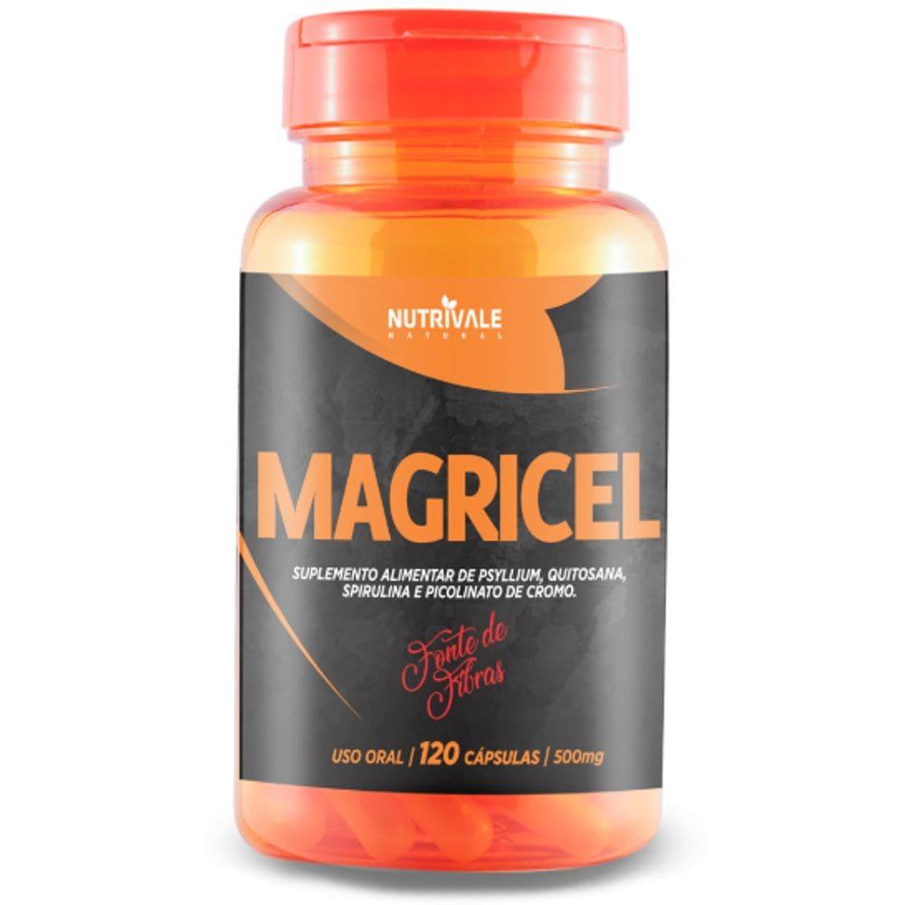 Magricel 120 cápsulas - Nutrivale