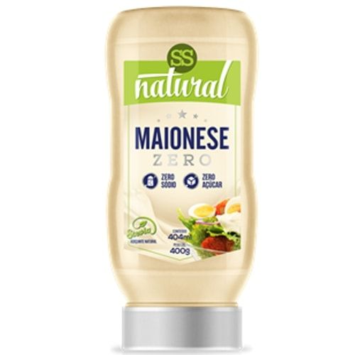 Maionese Zero 380g - SS Natural  - Personall Suplementos