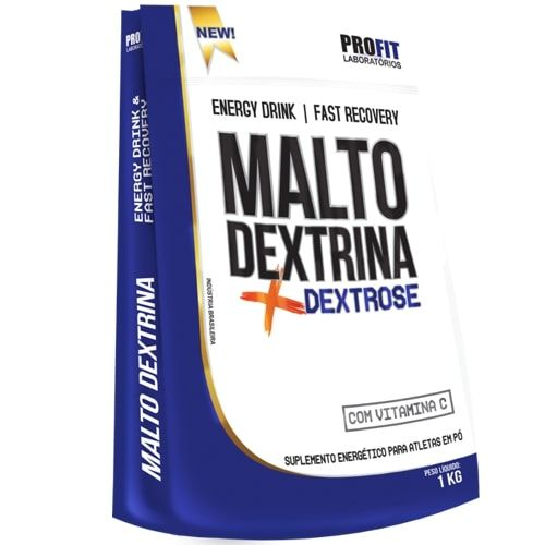 Malto C/ Dextrose 1kg - Profit  - Personall Suplementos