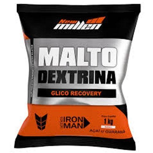Maltodextrina 1kg - New Millen  - Personall Suplementos