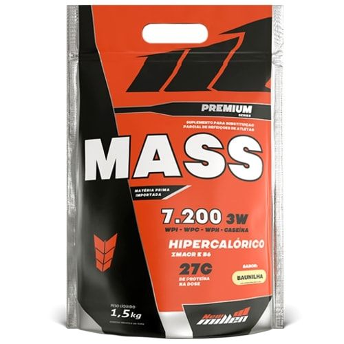 Mass Premium 1,5kg - New Millen  - Personall Suplementos