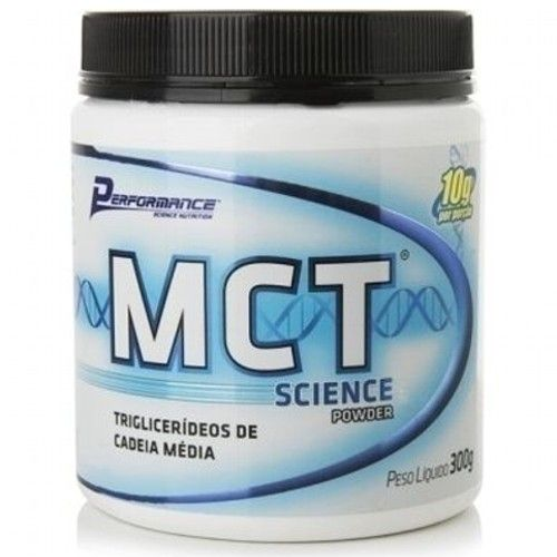 MCT Science Powder 300g - Performance Nutrition  - Personall Suplementos