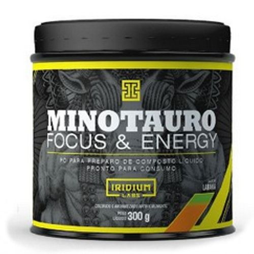 Minotauro 300g - Iridium Labs  - Personall Suplementos