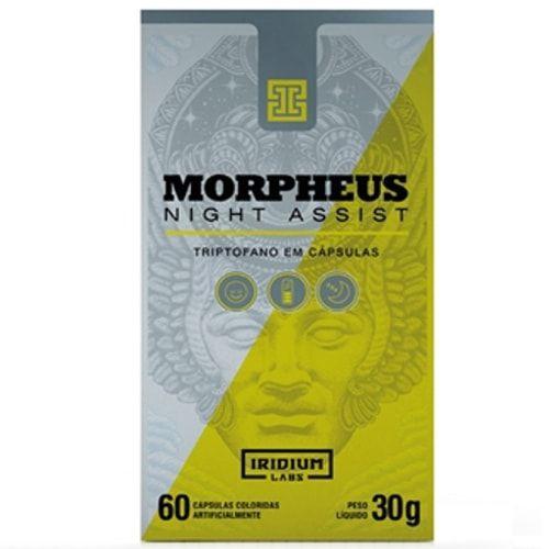 Morpheus (Triptofano) 60caps - Iridium Labs  - Natulha