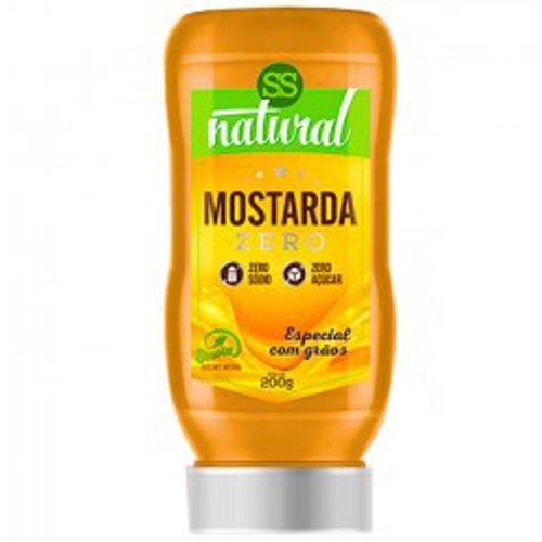 Mostarda Zero 200g - SS Natural  - Personall Suplementos
