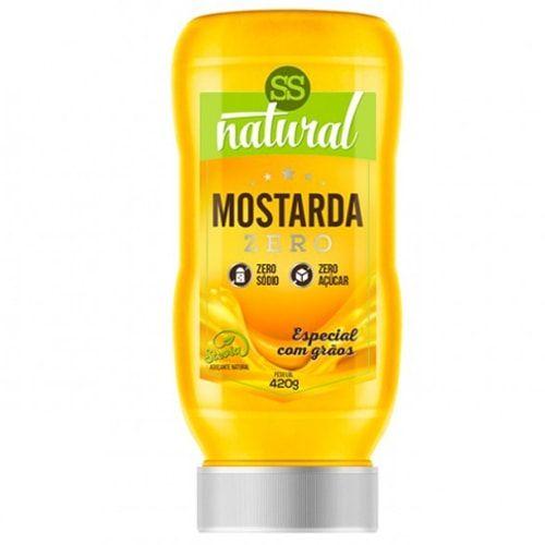 Mostarda Zero 420g - SS Natural  - Personall Suplementos
