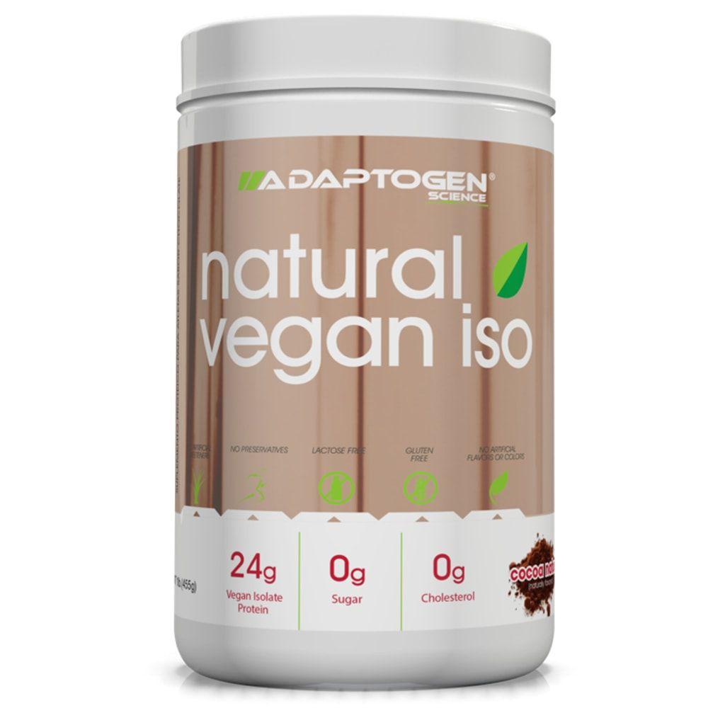 Natural Vegan Iso 465g - Adaptogen