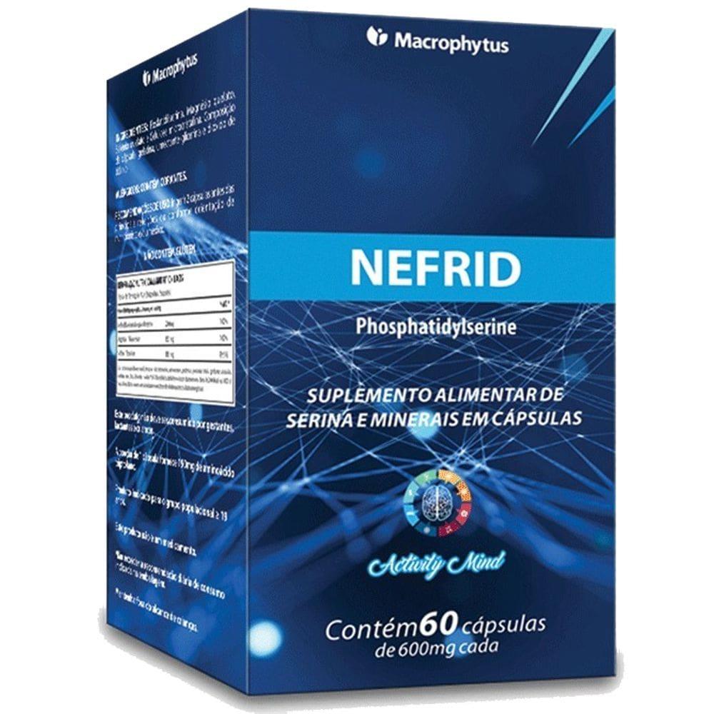 Nefrid (Serine) 60 cápsulas - Macrophytus