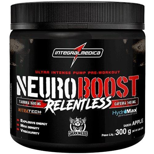 Neuroboost Relentless 300g - Darkness  - Personall Suplementos