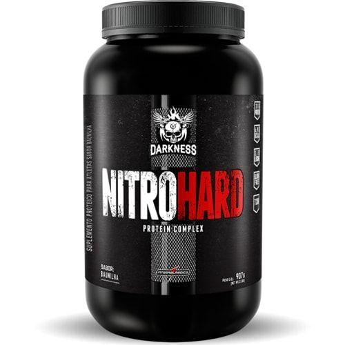 Nitrohard 907g - Darkness  - Personall Suplementos