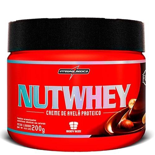 NutWhey 200g - Integralmedica  - Personall Suplementos