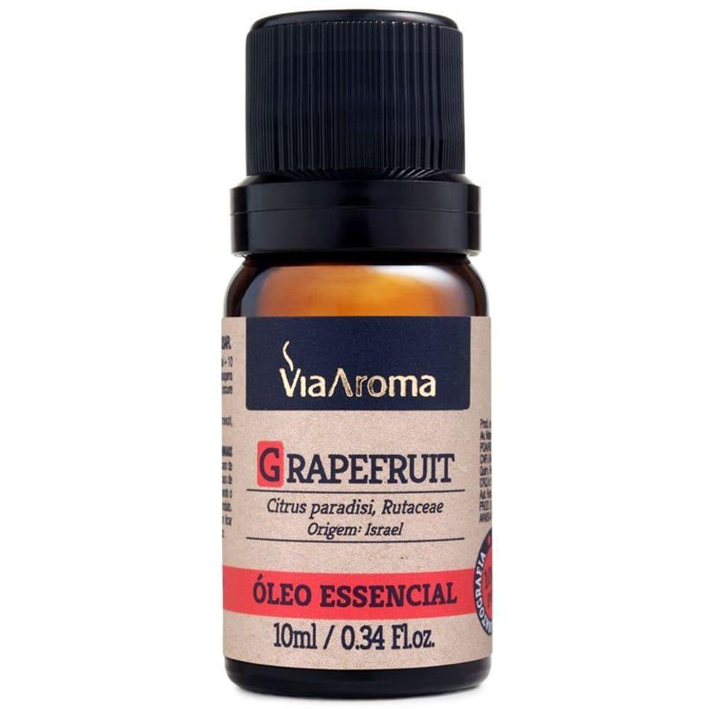 Óleo Essencial de Grapefruit 10ml - Via Aroma