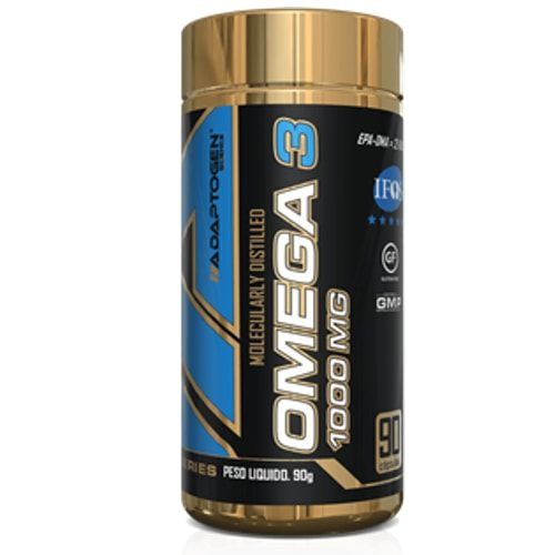 Ômega 3 1000mg 90 caps - Adaptogen