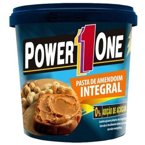 Pasta de Amendoim 1,005kg - Power One  - Personall Suplementos