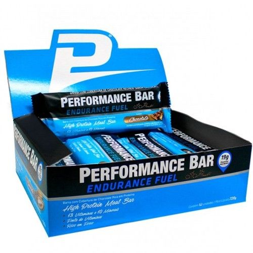 Performance Bar 12und - Performance Nutrition  - Personall Suplementos