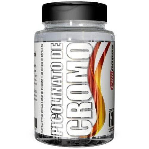 Picolinato de Cromo 60caps - Procorps   - Personall Suplementos