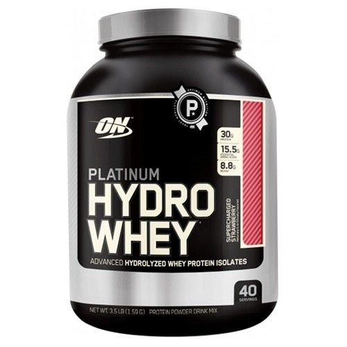 Platium Hydrowhey 1,5kg - Optimum Nutrition  - Personall Suplementos
