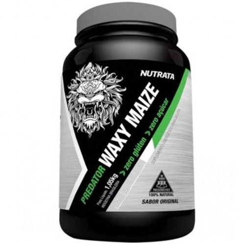 Predator Waxy Maize 1kg - Nutrata  - Personall Suplementos