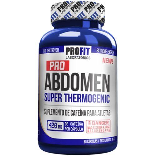 Pro Abdomen 60caps - Profit  - Personall Suplementos